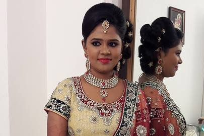 Bridal makeup artist in chennai