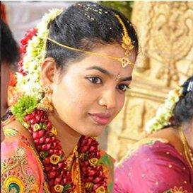 Hire A Bridal Makeup Artist In Chennaiwedding Makeup Artist In